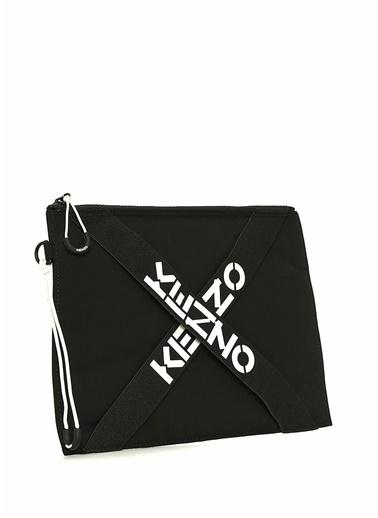 Kenzo Clutch / El Çantası Siyah